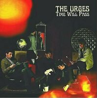"THE URGES, TIME WILL PASS, 12"" VINYL LP, NEW PSYCH GARAGE MOD, FREE UK SHIPPING"
