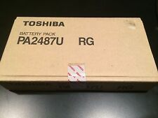** NEW - ORIGINAL** PA2487UR PA2487URG PA3107U PA3107U-1BAS PA3107U-1BRS Battery