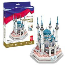 3D Puzzle CubicFun - Kul Sharif Mosque (Russia) - 159 pieces