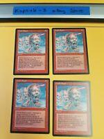 4x Death Spark | Alliances | MTG Magic The Gathering Cards