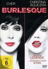 Burlesque - Cher - Christina Aguilera - DVD - OVP - NEU