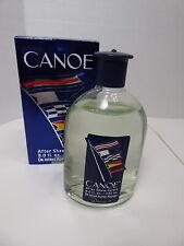 NIB Canoe for Men by Dana 8 oz After Shave Splash