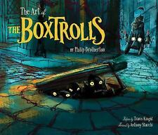 The Art of The Boxtrolls, Brotherton, Phil