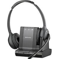 NEW Plantronics 84004-01 Savi W720-M Stereo Microsoft Version Binaural