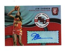 JIM CHONES NBA 2017-18 TOTALLY CERTIFIED SIGNED SEALED AND DELIVERED (CAVALIERS)