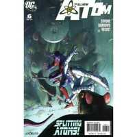 All-New Atom #6 in Near Mint condition. DC comics [*t8]