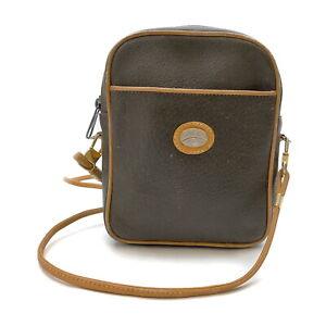 Gucci Shoulder Bag  Greens Leather 2305701