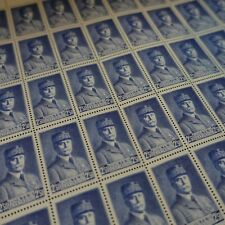 FEUILLE SHEET MARSHAL PÉTAIN N°473 x50 1940 NEUF LUXE MNH