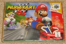 CIB NEAR MINT Nintendo Mario Kart  64 N64 Box BOXED