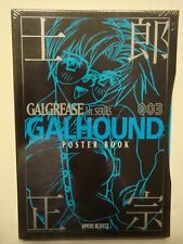 Sexxxy ~ Shirow Masamune 1st Series Poster Book Galgrease 003 Galhound Sealed