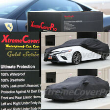 2016 2017 HONDA ACCORD COUPE BREATHABLE CAR COVER W//MIRROR POCKET GREY