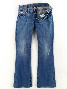 Lucky Brand Sz 2/26 Short Sweet Dream Jeans Vintage Button Fly Classic Denim