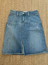 Paper Denim & Cloth Jean Skirt Size 26