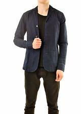 DENHAM Men's Tutor PWI Jacket Dark Blue Size S RRP £292 BCF610