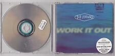 DEF LEPPARD - WORK IT OUT CD 1996 LEPCD 16 3 TRACK SINGLE