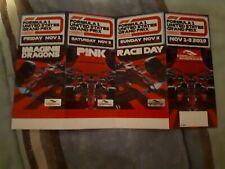 Formula 1 Hard Copy Ticket Set