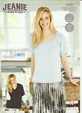 Stylecraft Jeanie Aran 9358