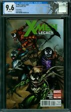 X-Men: Legacy 261 CGC 9.6 - White Pages - Variant Edition