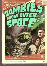 ZOMBIES FROM OUTER SPACE Uncut! Science Fiction Horror Heimatfilm Edel-Trash OVP