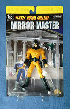 MIRROR MASTER THE FLASH ROGUES GALLERY DC COMICS DC DIRECT 6 INCH FIGURE