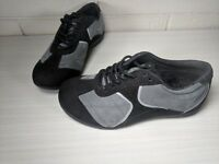 BAREFOOT FREEDOM 6 M DREW Black Leather Orthopedic Walking Shoe Women EXCELLENT!