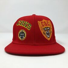 Crooks & Castles Snapback Hat A3
