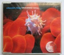 ADAMSKI'S THING - Intravenous Venus. Maxi-Single, CD1 1998   Breakbeat, House