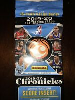 🔥🏀💥🔥🏀💥🔥🏀💥🔥🏀💥🔥🏀2019-20 Panini Chronicles NBA Basketball Cello Pack