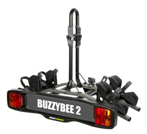 Buzz Rack Bike Rack - BuzzyBee 2 Towball Platform Rack - 2 Bike Carrier