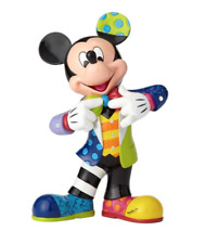 NEW Official Disney Figurine Mickey Mouse Bling Collectable Britto FREE AU POST