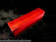 Brazilian Bloodwood Wood Knife Blocks (Scales)