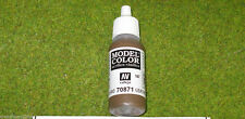 Vallejo Model Color LEATHER BROWN Acrylic Paint 70871