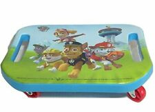 Fuzion Scoot Board Scooter Board with Casters for Kids (Paw Patrol)