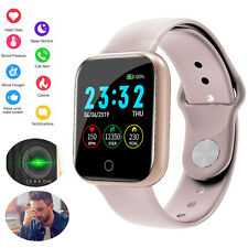 Women Smart Watch Bluetooth Heart Rate Monitor For Samsung Note 10 9 8 LG V20 G6