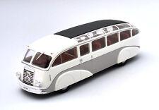 HACHETTE 1/43 MERCEDES-BENZ LO3100 BUS/COACH SILVER & WHITE GERMANY 1939 HC11