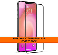 Full Cover Tempered Glass Screen Protector for iPhone 12 11 Pro Max Mini XR XS