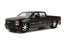 "Jada 2014 Chevy Silverado Custom Edition ""Just Truck Series"" 1:24 Scale (Black)"
