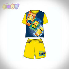 7058 Conjunto pijama Minions