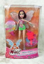 Winx Club Tecna Magic Sophix Fairy 2011. BNIB.