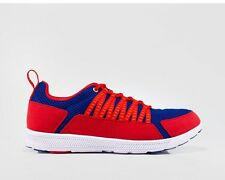 Supra Owen London 2012 Limited Edition In Red/White/Blue Training Shoes Size 10