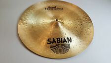 "Sabian HH Hand Hammered Thin Chinese 20"" china pélvico Cymbal"