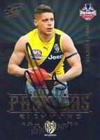 ✺Signed✺ 2017 RICHMOND TIGERS AFL Premiers Card DION PRESTIA