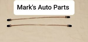 Vw Caddy MK2 2004-2010 Rear pair  brake pipe