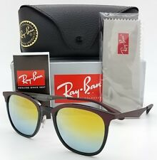 NEW Rayban Sunglasses RB4278 6285A7 51mm Black Brown Green Gradient GENUINE 4278