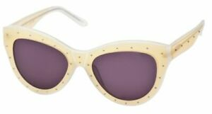 Ksubi Eyewear Carina Sunglasses Butter Handmade quality Cat eye design