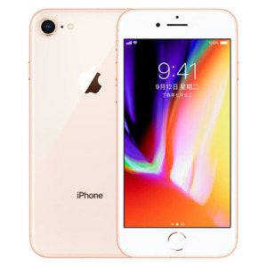 "Apple Iphone 8 4G LTE Smartphone 4.7"" 12MP Touchsreen Apple A11 2GB 256G RAM"
