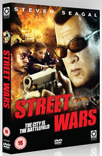 STREET WARS - DVD - REGION 2 UK