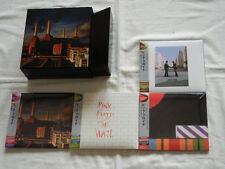 PINK FLOYD JAPAN 4 titles CD PROMO BOX SET VOL 3