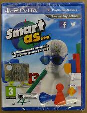 Videogame - Smart As ... - PSVITA