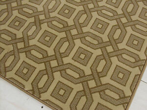 14= Step  9'' x 30'' + 1 Landing 30'' x 30'' 100% Wool Carpet.
